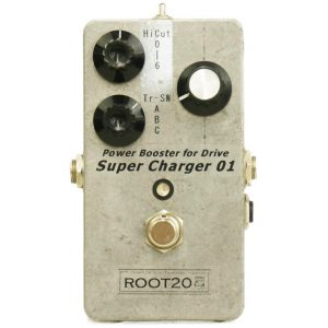 Super Charger 01 ROOT20 ルート20 エフェクター  中古保証書付き67