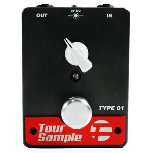 Tour Sample Fixed Wah TYPE 01 FAT  エフェクター  中古保証書付き79