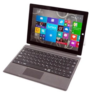 Model 1657 Microsoft マイクロソフト Surface 3 LTE  中古保証書付き79